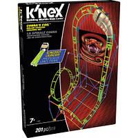 Набор для конструирования K'Nex Американские горки - Кольцо кобры (12451)