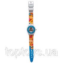 Часы аналоговые TBL Emojis Голубые (EMJ30665)
