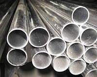 Алюминиевая труба ф 45х6 ; 50х8 мм 6 м АД35 анод и без покр. цена купить на складе доставка порезка