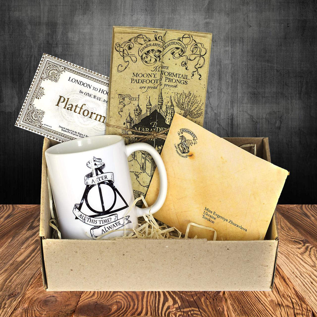 Подарочный набор Гарри Поттер Harry Potter