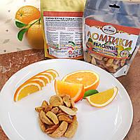 Конфета жевательная «Ломтики яблочные сушеные с апельсином», 100 г, фото 1