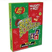 Желейные бобы Bean Boozled Naughty ot nice адвент-календарь огромная коробка, 190г