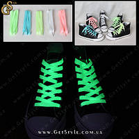 """Люминесцентные (светящиеся) шнурки - """"Glow Shoelace"""" - 2 шт."""