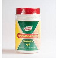 Ашвагандха — сила и выносливость, снижение стресса, Ashwagandha powder (100gm)