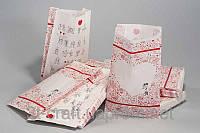 Бумажные свадебные пакеты  (крафт пакет).