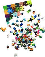 Пазлы, головоломки, мозаика