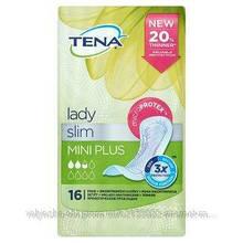 Прокладки TENA Lady Slim Mini Plus (16 шт.)