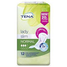 Урологические прокладки для женщин Tena Lady Slim Normal 12