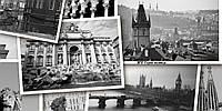 Коллаже Абсолюте Голден Тайл декор №1 Golden Tile Absolute Collage