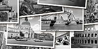 Коллаже Абсолюте Голден Тайл декор №3 Golden Tile Absolute Collage