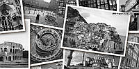 Коллаже Абсолюте Голден Тайл декор №4 Golden Tile Absolute Collage