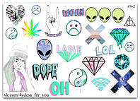 Stickers Pack #2