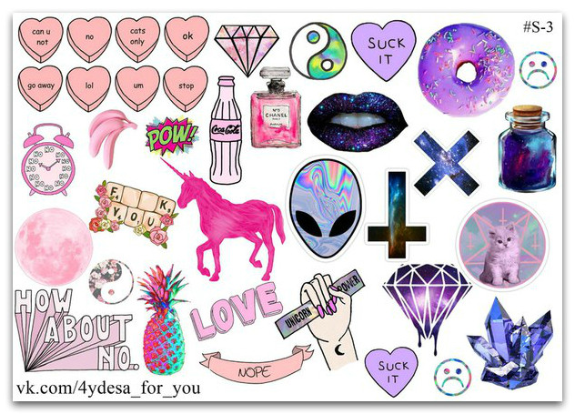 Stickers Pack #3