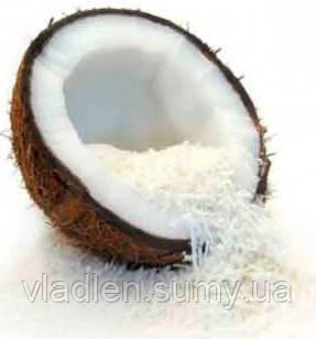 Кокосовая стружка файн (мелкая), жир. 65+-3% Индонезия