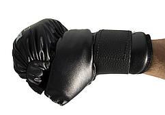 Перчатки для рукопашного боя кожаные Иригуми Boxer (bx-0052)