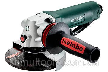 Пневматическая угловая шлифмашина (болгарка) Metabo DW 125 Quick