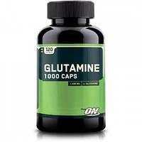 Глютамин Optimum nutrition Glutamine Caps 1000 mg (120 caps)