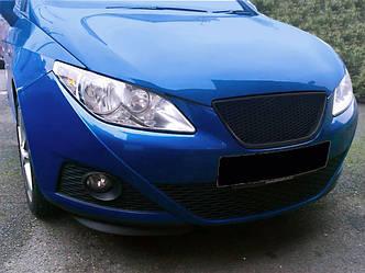 Решетка радиатора тюнинг Seat Ibiza 6J (08-11)