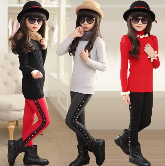 Модні утепленні легінси для дівчаток   продажа 24be30c4f9314