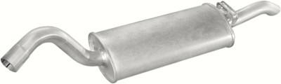 Глушник задн частина Ауді AUDI: 80 1.6 D 87-91, 1.6 TD 86-91