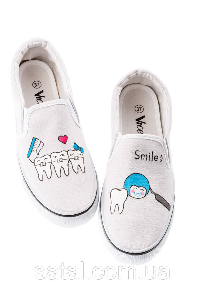 "Мокасины ""Dentist"""