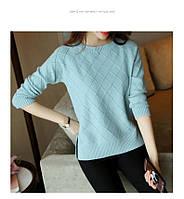 Стильный свитер разные цвета, фото 1