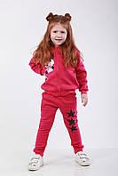 Костюм для девочки теплый Минни Маус, фото 1