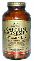 Солгар Кальций Магний с витамином Д3 300 таблеток Solgar Calcium Magnesium Vitamin D3
