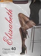 """Колготки """"Elizabeth"""" 40 Den classic mocca, 5"""
