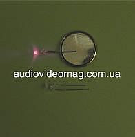 Светодиод 3V 3 мм, инфракрасный, длина волны 940 нм