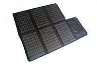Портативная солнечная батарея 60Вт для ноутбука