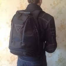 Мото рюкзак с отсеком для шлема Dainese Backpack-R, фото 2