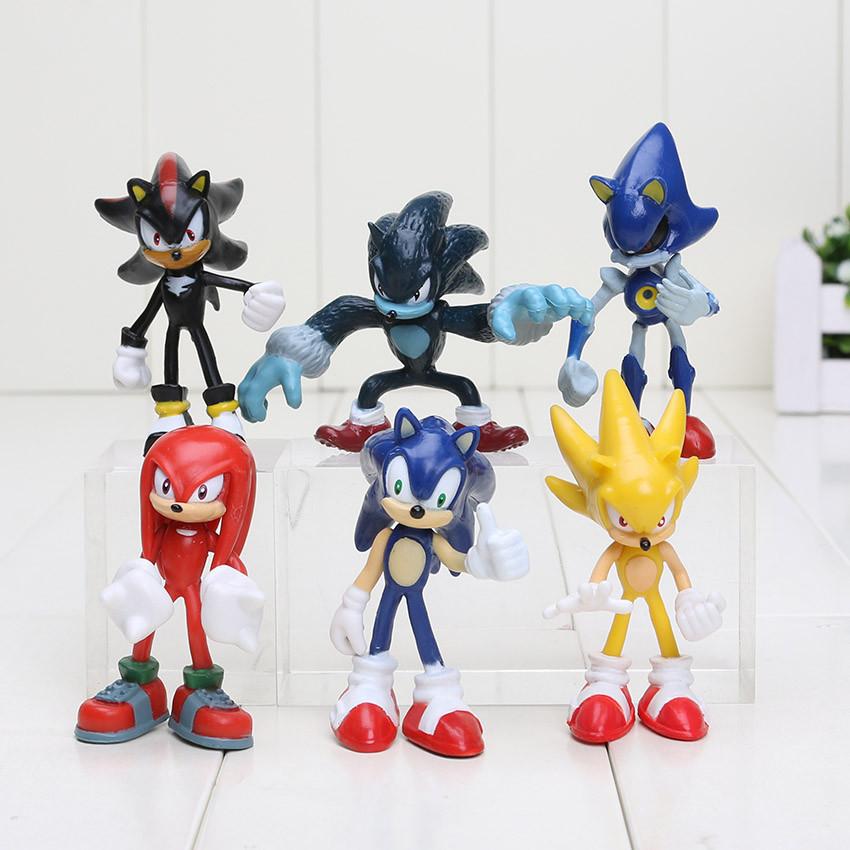 Super Sonic, игрушка соник , второе поколение