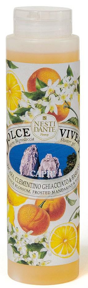 Гель для душа Nesti Dante Capri Dolce Vivere Капри 300мл