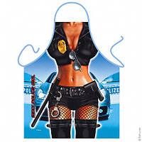Подарочный фартук — Police girl