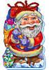 С Новым годом! (Со шнурком). Дед Мороз