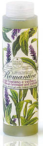 Гель для душа Nesti Dante Tuscan Wisteria & Lilac Romantica Тосканская лаванда и вербена 300мл