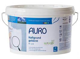 Натуральна ґрунтовка грубозерниста для стін і стель AURO No. 506 5 л