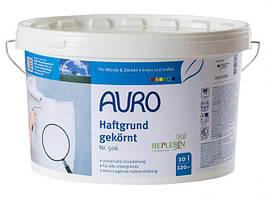 Натуральна ґрунтовка грубозерниста для стін і стель AURO No. 506 10 л