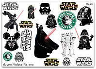 Stickers Pack Star Wars #28