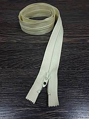 Молния одежная №5 спираль лимонная 70см