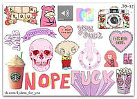 Stickers Pack #32