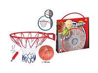 Набор для баскетбола-металлическое кольцо