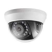 Мультиформатна відеокамера Hikvision DS-2CE56D0T-IRMMF (2.8 мм)