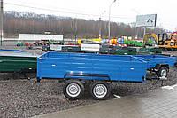 Усиленный прицеп двухосный легковой АМС-771 Старконь 300х160х54 750 кг