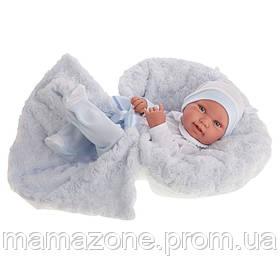 Кукла младенец в одеяле 42 см Antonio Juan 5005