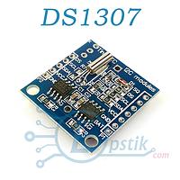 Модуль DS1307, часы реального времени