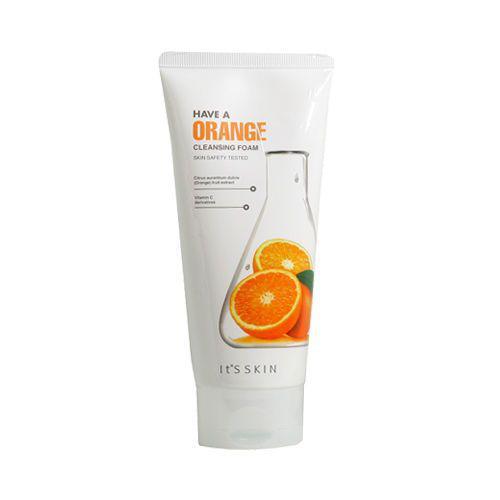 Пенка для умывания с апельсиномIt's skin Have A OrangeCleansing Foam