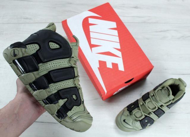 Nike Air More Uptempo Dark Stucco