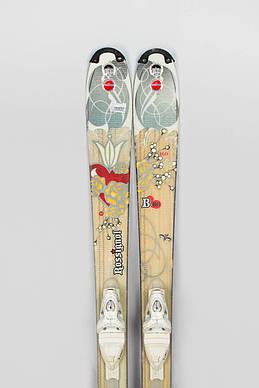 Лыжи Rossignol B80 170cm R12.2